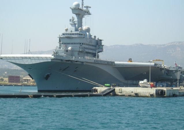 法國「戴高樂」號航母