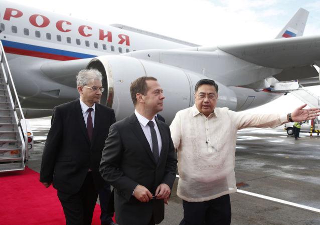 菲駐俄大使:期待拉夫羅夫8月訪問馬尼拉 梅德韋傑夫11月出席俄羅斯-東盟峰會