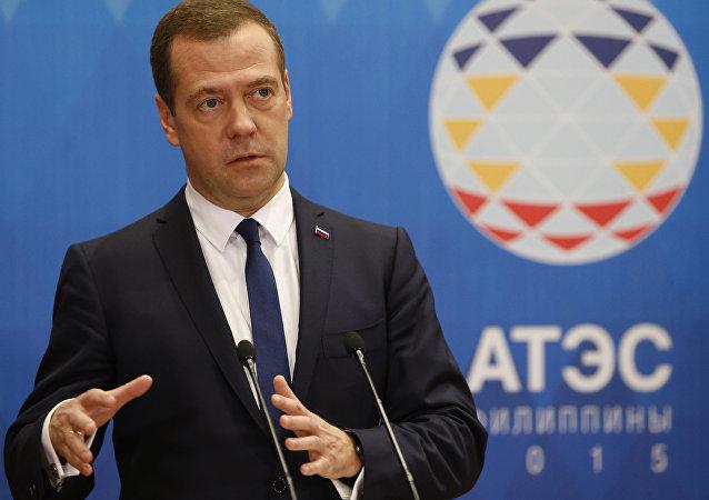俄總理:俄獲得希望其加入TPP協定的暗示但未收到邀請