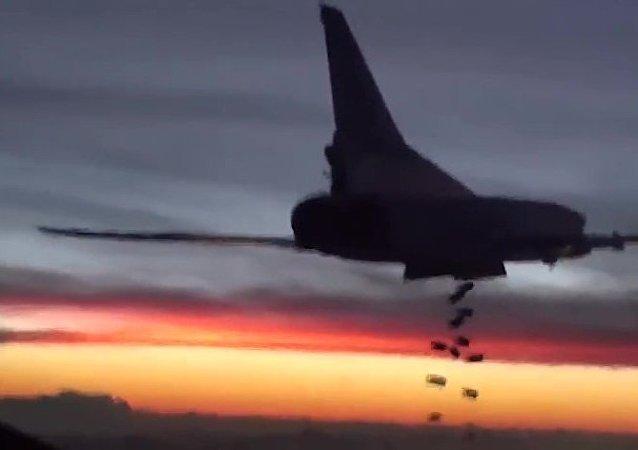 專家:從伊朗起飛將俄轟炸機打擊「伊斯蘭國」效率提高2倍