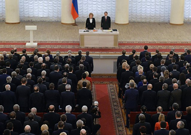 俄議會兩院聯合主張加大恐怖主義懲處力度