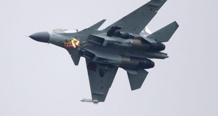 中国成为首个购买苏-35的国家
