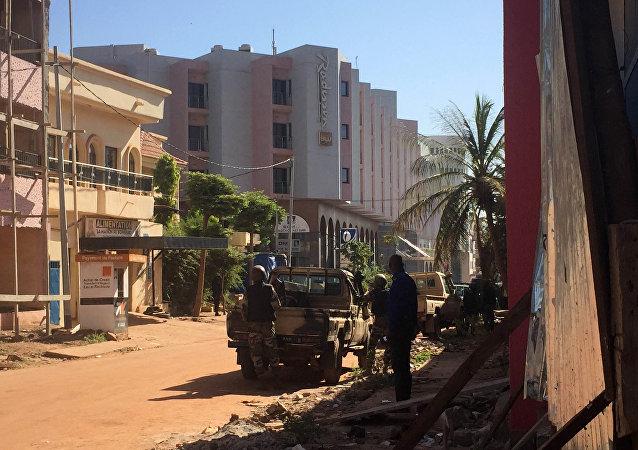 馬里酒店170名被困人質中有中國公民