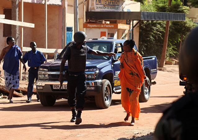 馬里首都被劫持的賓館內已經沒有人質