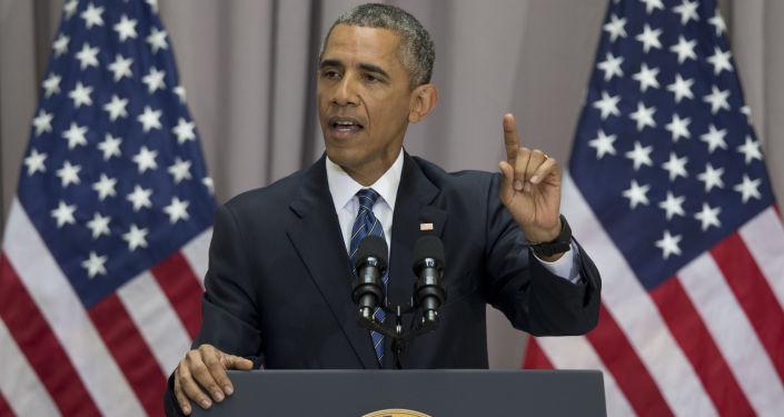 奥巴马签署总额为6070亿美元的2016年国防预算法案