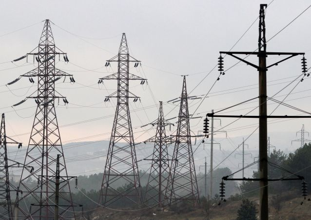 俄能源部长:克里米亚第三条供电桥线路投入使用 电力不再短缺
