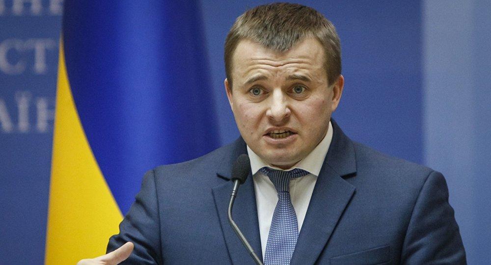 烏克蘭能源和煤炭工業部部長弗拉基米爾·傑姆奇申