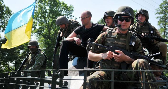 頓涅茨克人民共和國準備起訴北約軍官