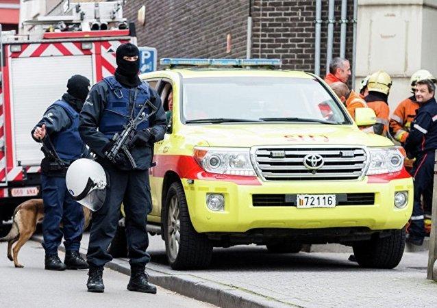 比利時警方發現巴黎恐襲疑犯 但令其逃脫