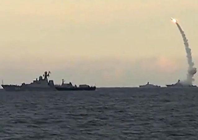 「口徑」海基巡航導彈