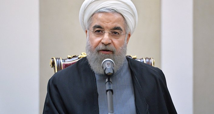 伊朗總統魯哈尼