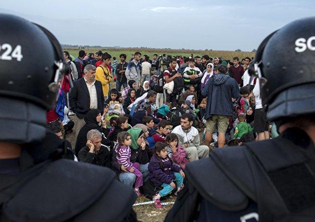 中欧国家或为保卫欧盟边境组建军民团队