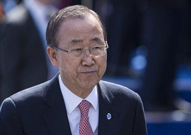 聯合國秘書長譴責朝鮮核試驗稱其威脅地區安全