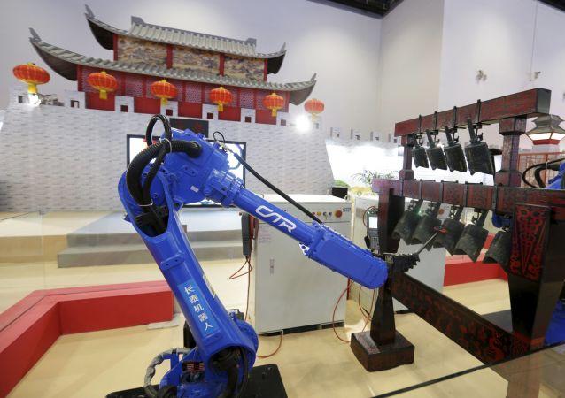 1-8月中国工业机器人产量突破10万台