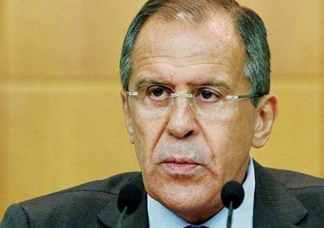 俄外长:叙军的成功应让大马士革推动政治进程的意愿更强烈
