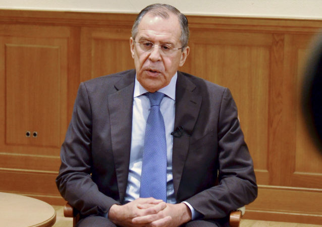 拉夫罗夫:俄罗斯不会做出与国家利益相悖的让步
