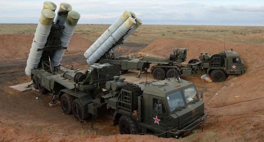 華盛頓不打算因印度採購俄S-400系統而對其發動制裁