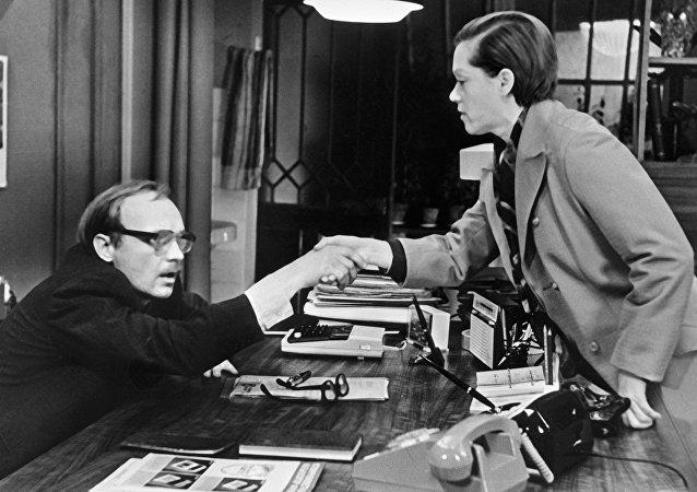 苏联电影《办公室的故事》