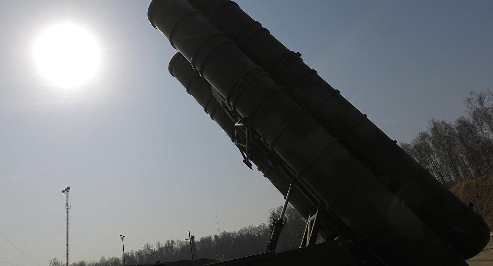 S-400防空導彈系統。