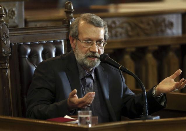 伊朗议长:美国在叙利亚的存在为局势调解造成问题