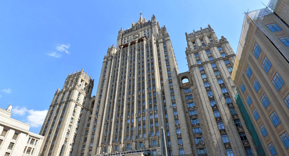 俄方呼吁基辅立即停止在顿巴斯进行武装挑衅