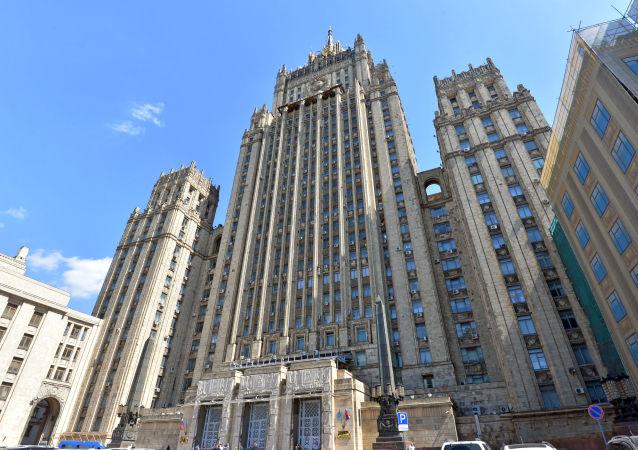 俄外交部:莫斯科将土耳其向伊拉克出兵视为严重违反国际法