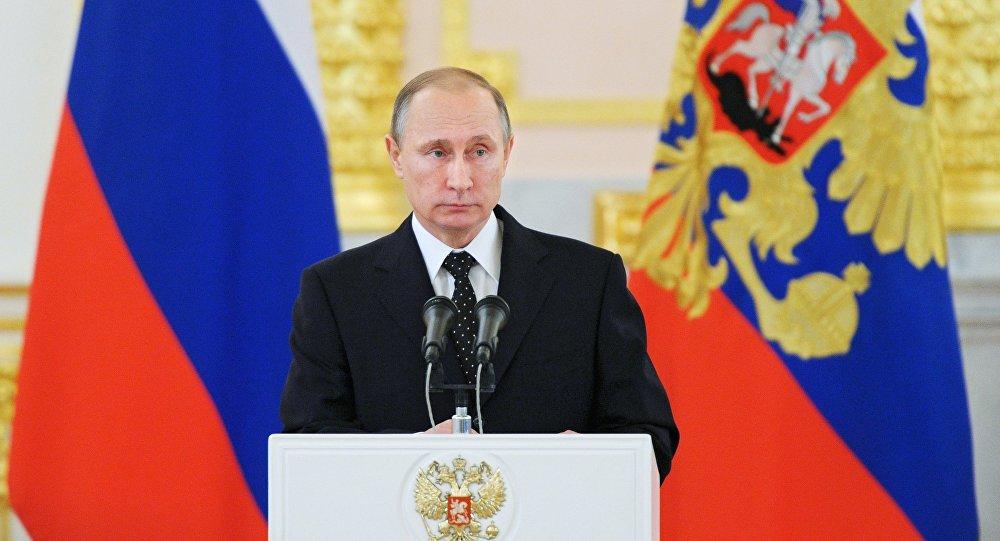普京认为土耳其击毁俄苏-24飞机绝对令人费解