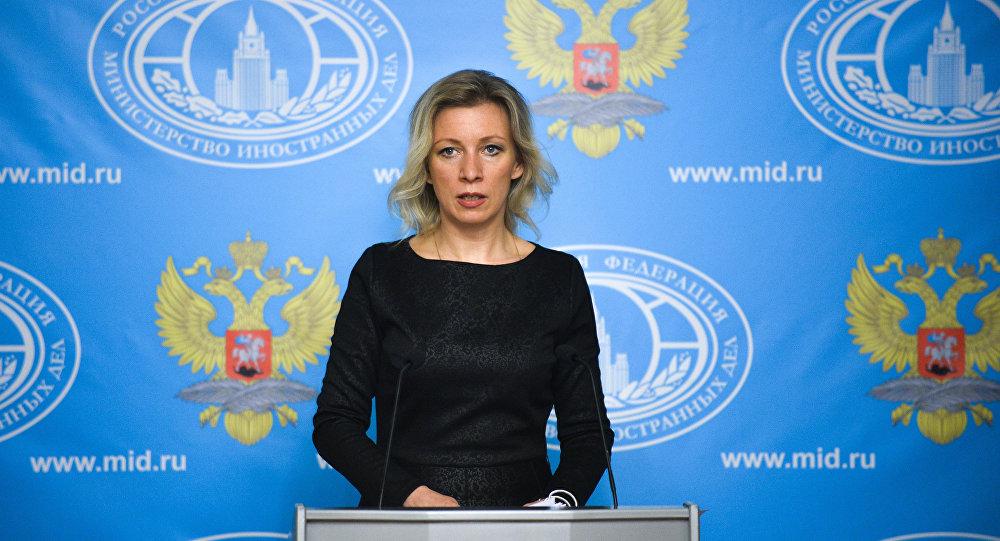 俄外交部發言人:美國施壓日本導致俄日對話減少