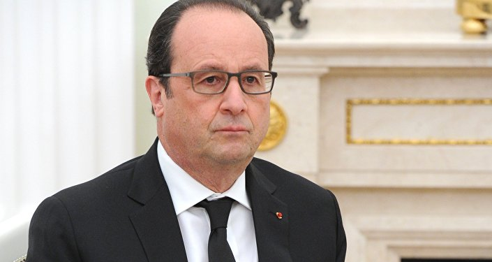 弹劾法国总统奥朗德的决议草案被提交行政机关