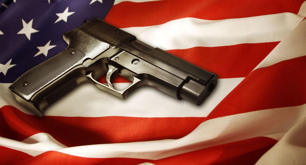 媒体:美国平民持枪量超过全国人口总量