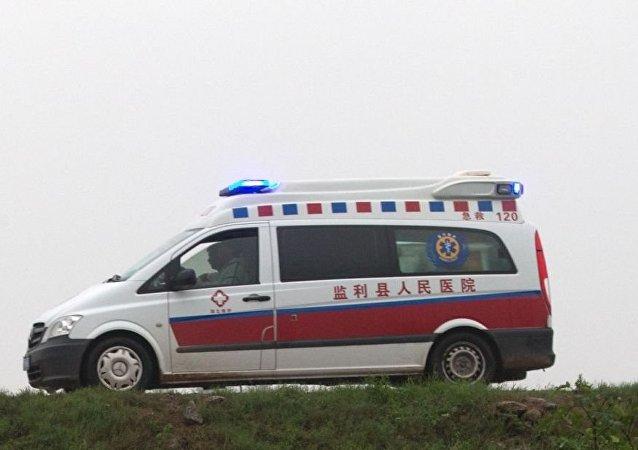 媒體:中國山東淄博交通事故已致10人死亡