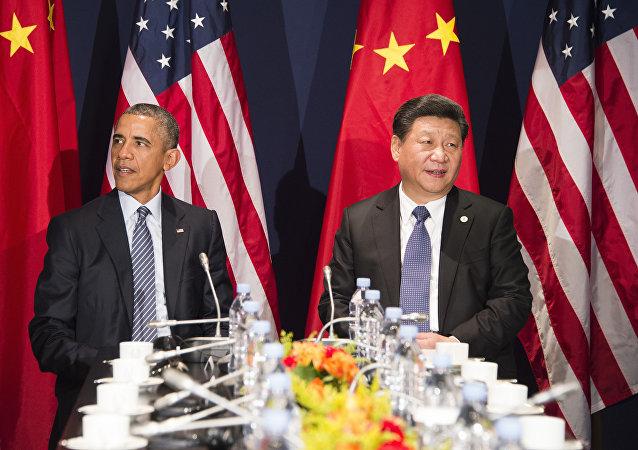 中美领导人就打击核走私达成一致