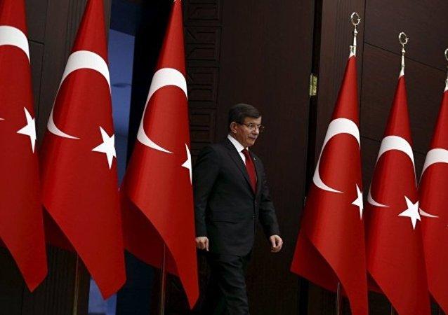 土耳其總理:土方不會就蘇-24事件向俄方道歉