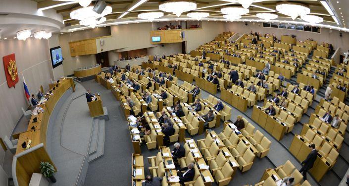 俄羅斯杜馬三讀通過退休年齡改革法案