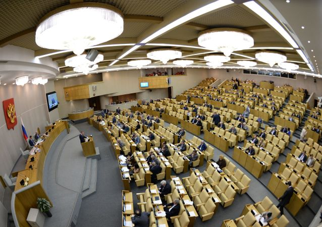 俄罗斯杜马三读通过退休年龄改革法案