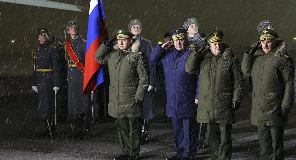 俄空天军总司令:苏-24事件肇事者将遭到惩罚