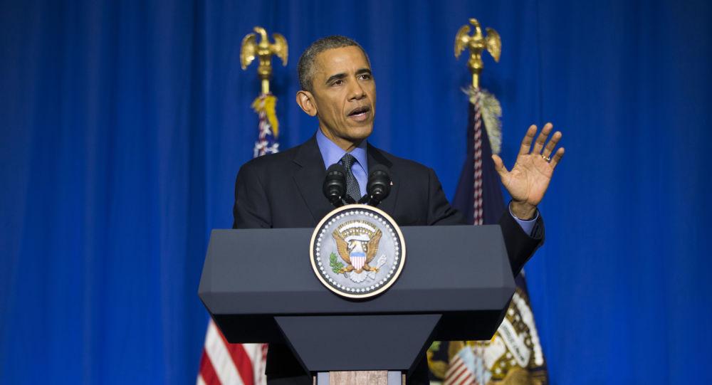 奧巴馬呼籲美國人不要害怕移民