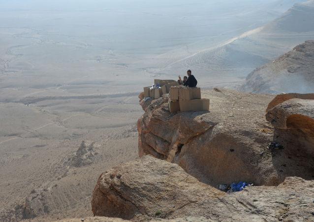 真主党宣布撤销其叙利亚边境基地