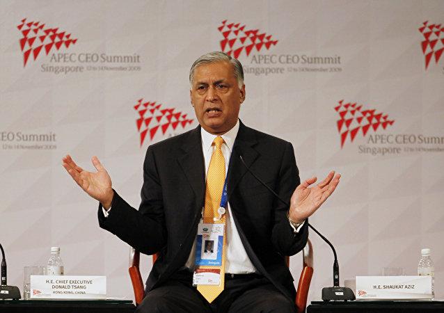 巴基斯坦前總理:世界各國都將受益於「一帶一路」