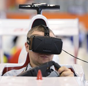 俄企在iREX-2015展示机器人技术研发成果
