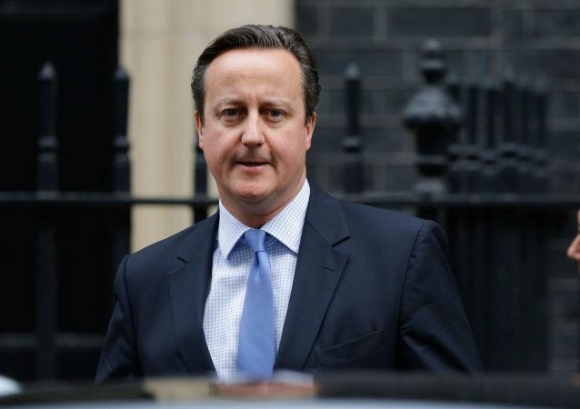 英国首相卡梅伦将参加2020年的议会选举