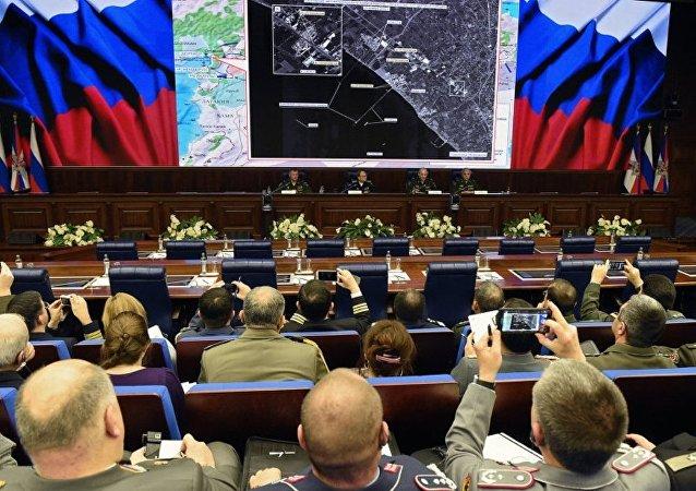 俄罗斯武装力量总参谋部