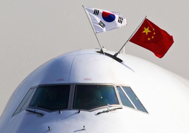 北京歡迎首爾批准中韓自貿協定