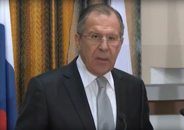 拉夫羅夫:明斯克協議所規定行動的一貫性不可動搖