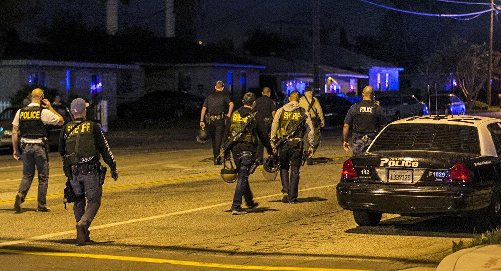 加利福尼亞警察