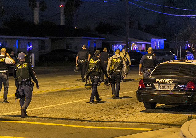 加利福尼亚警察