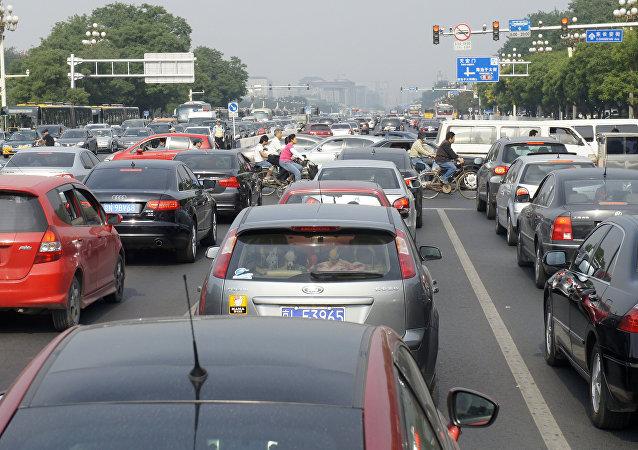 俄分析机构:中国仍是全球最大的乘用车市场