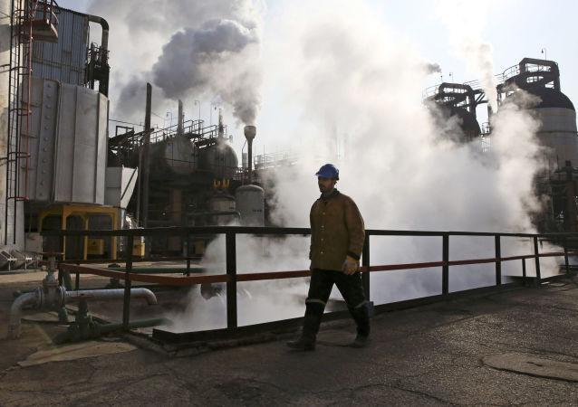 中國企業擬投資300億元在俄濱海邊疆區建石油加工廠