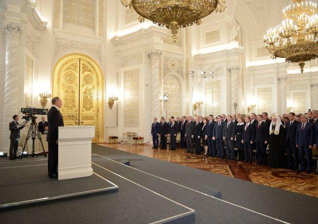 克宮:專家將評估普京推遲發表國情咨文可能性
