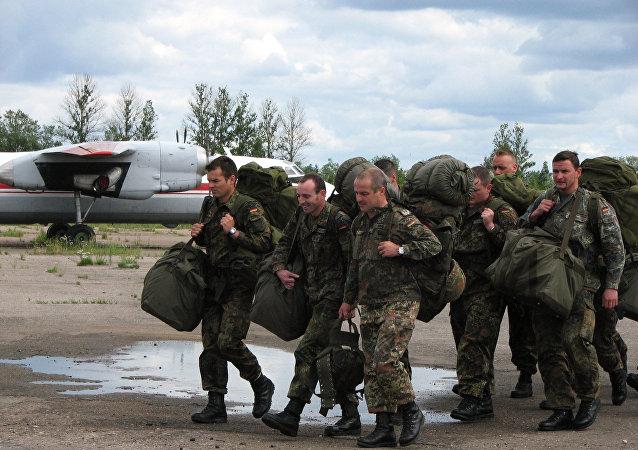 媒体:德国或向叙利亚派遣陆军特种部队